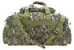 The Tank Duffle Bag - Green Digital Camo