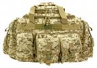 The Humvee Duffle Bag (Large) - Desert Digital Camo
