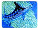 Guy Harvey Marlin Glass Cutting Board