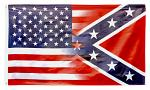 3' x 5' Confederate American Flag