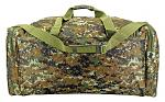 Camping Duffle Bag Medium - Green Digital Camo