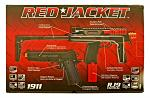 Red Jacket Airsoft Rifle and Handgun Set