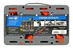(4) 14' Heavy Duty Ratchet Tie Downs - SmartStraps