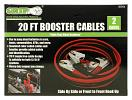 20' Booster Jumper Cables 2 Gauge - Grip