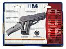 Crosman Iceman .177 Cal. Dual Ammo BB and Pellet Handgun
