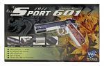 WG Sport 601 1911 Spring Powered Airsoft Sidearm Pistol - WinGun