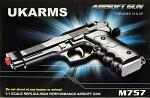 M757 Spring Airsoft Handgun