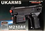 M210AF Spring Airsoft Hand Gun