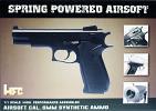 HA-106 Spring Airsoft Handgun