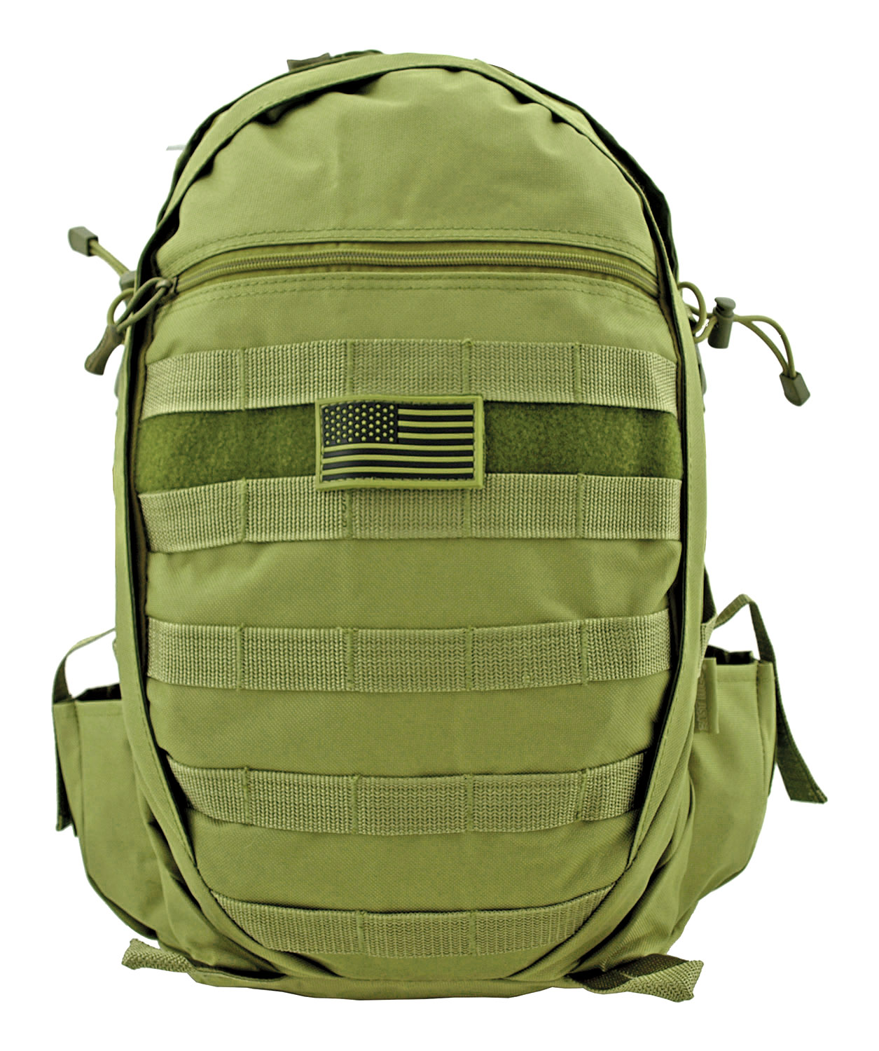 The Runner Tactical Bug Out Backpack - Olive Green