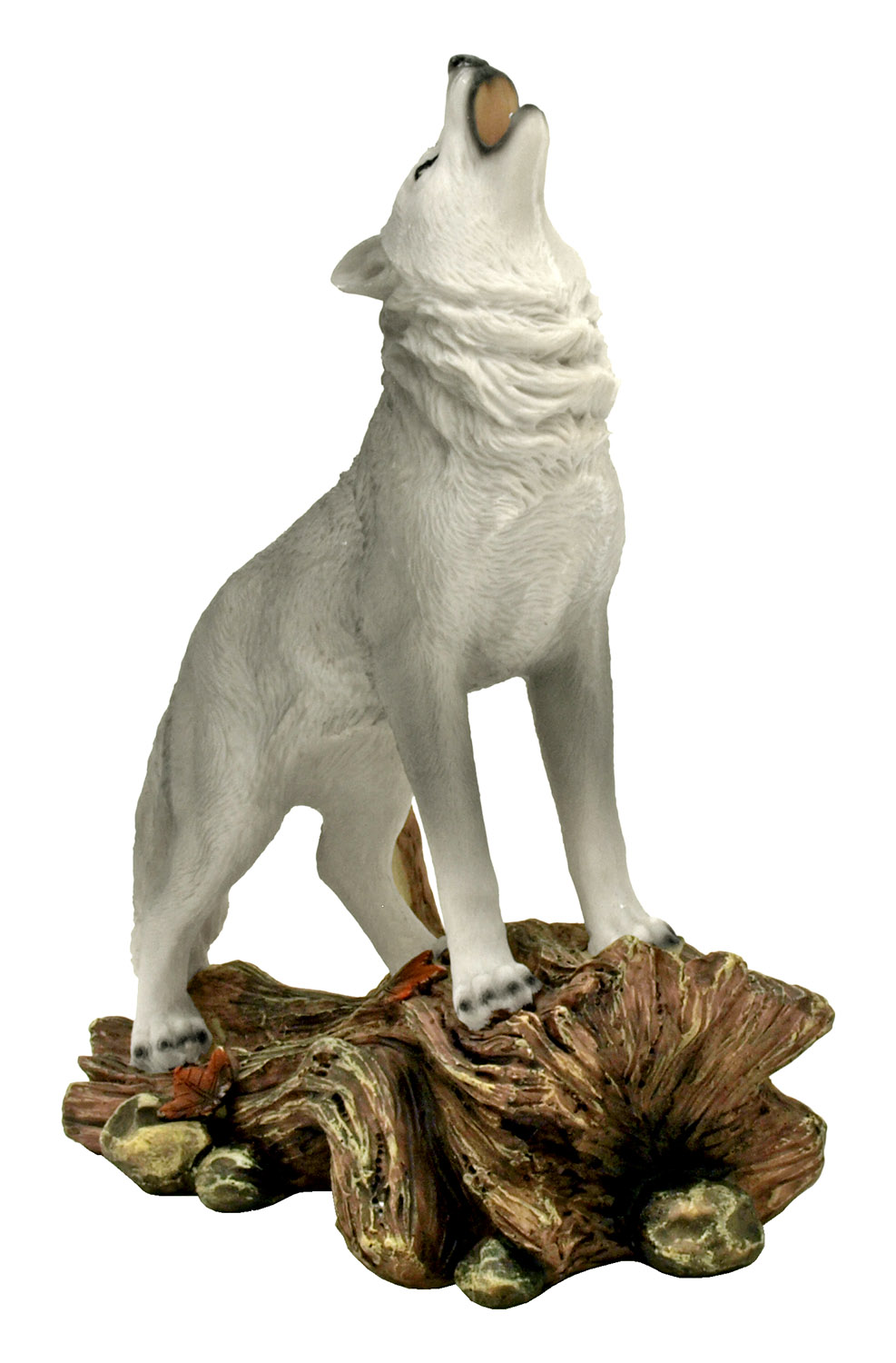 Call of the Wilderness - Wolf Statue