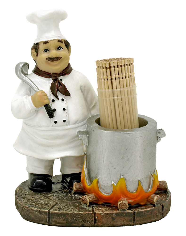 What's Cookin' Picks Toothpick Holder