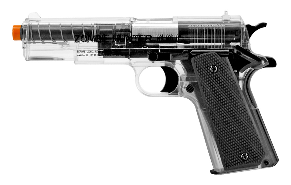 Zombie Hunter Airsoft Handgun Set