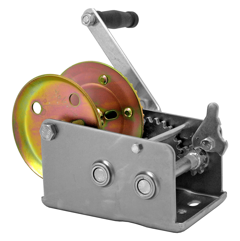 3200 - lb. Boat Winch Holder