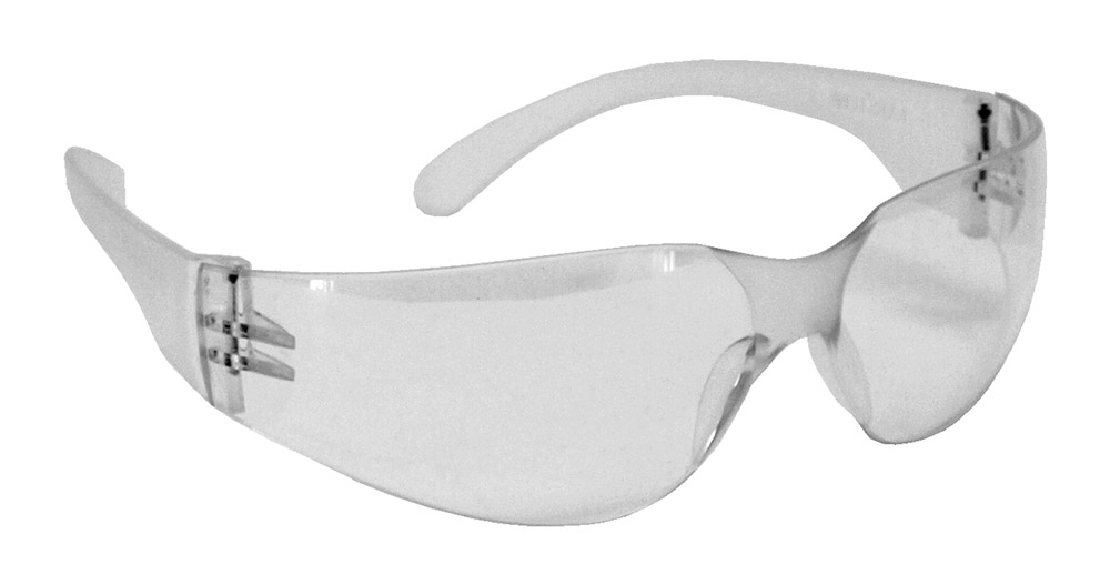 Clear Multi-Purpose Safety Glasses