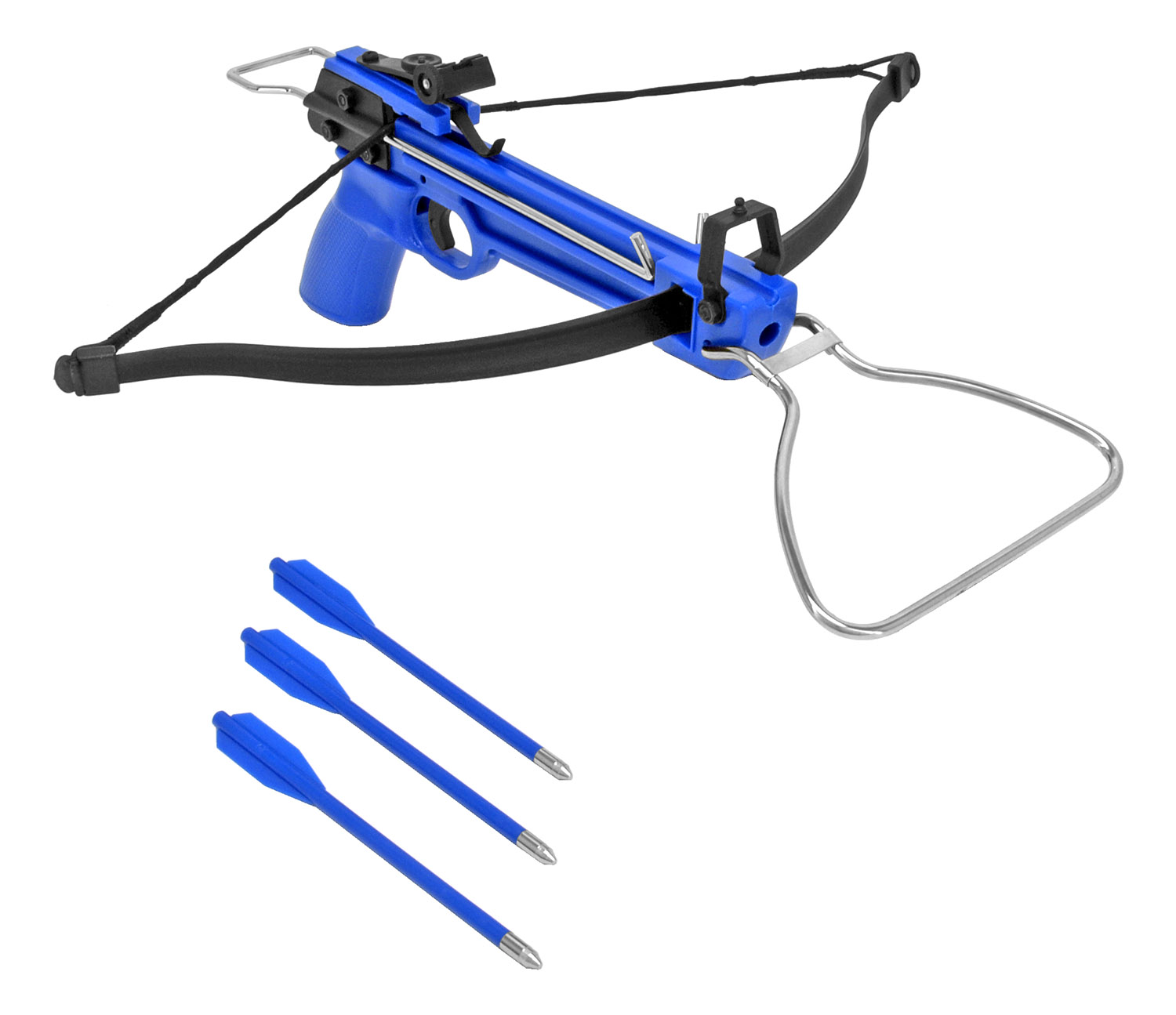 The Pathfinder Bolt Crossbow