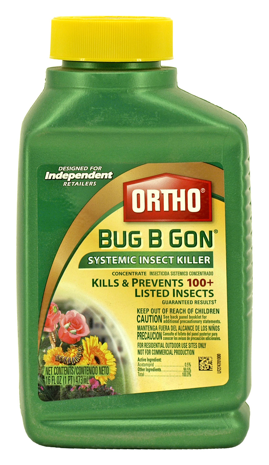 Ortho Bug B Gon Systemic Insect Killer