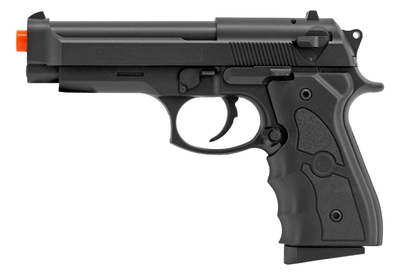 UKArms Airsoft Handgun G52B - Black