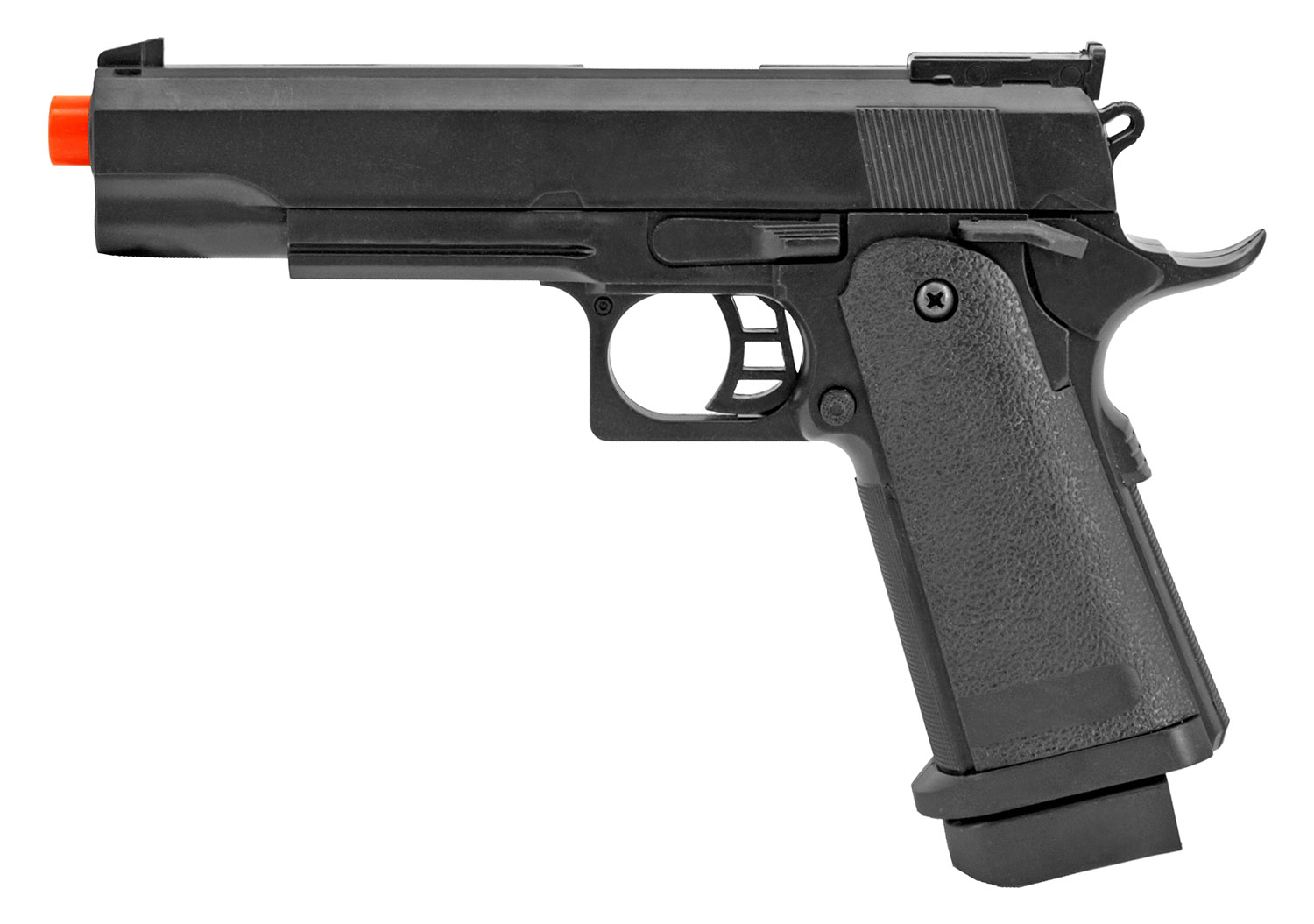 UKArms Airsoft Handgun P2001A - Black
