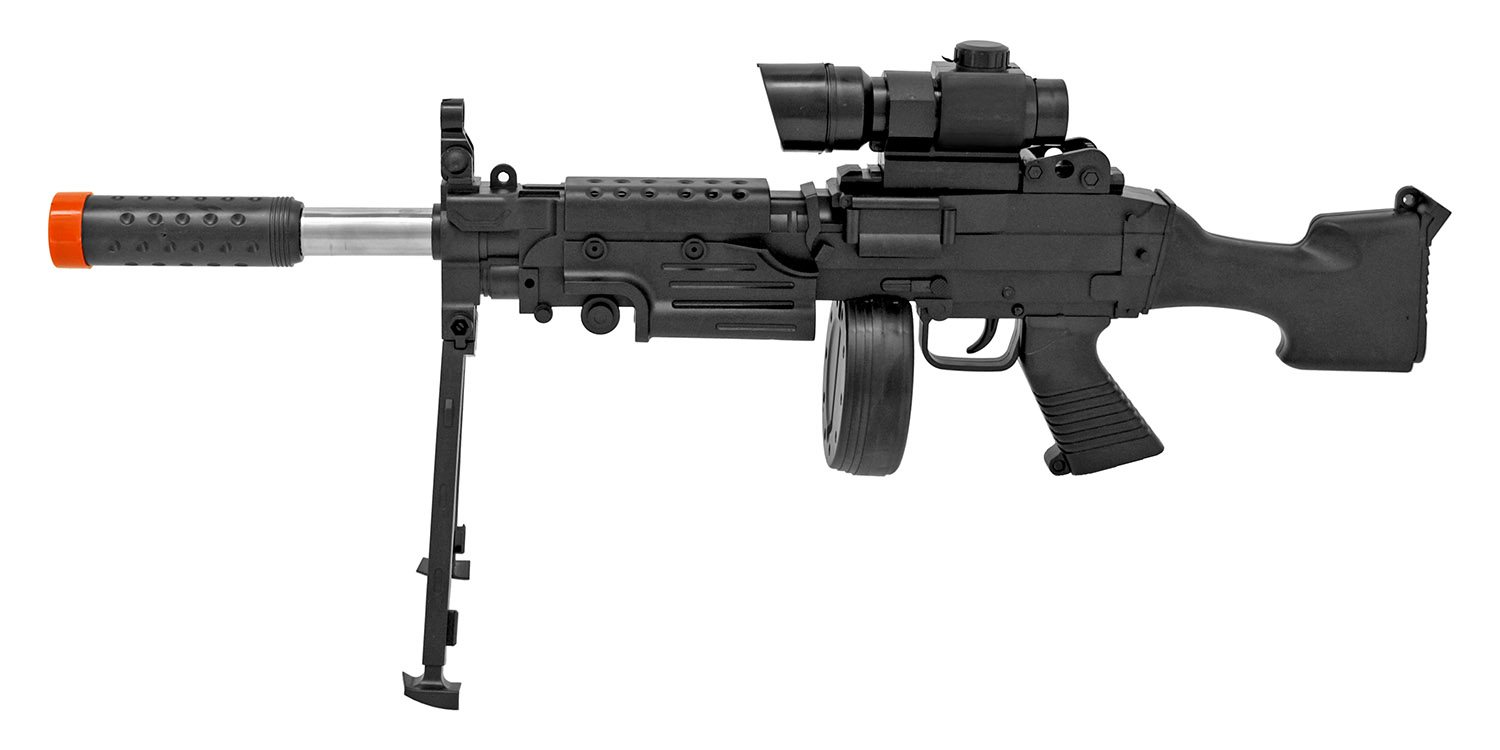 UKArms P2338 Airsoft RPD Assault Rifle