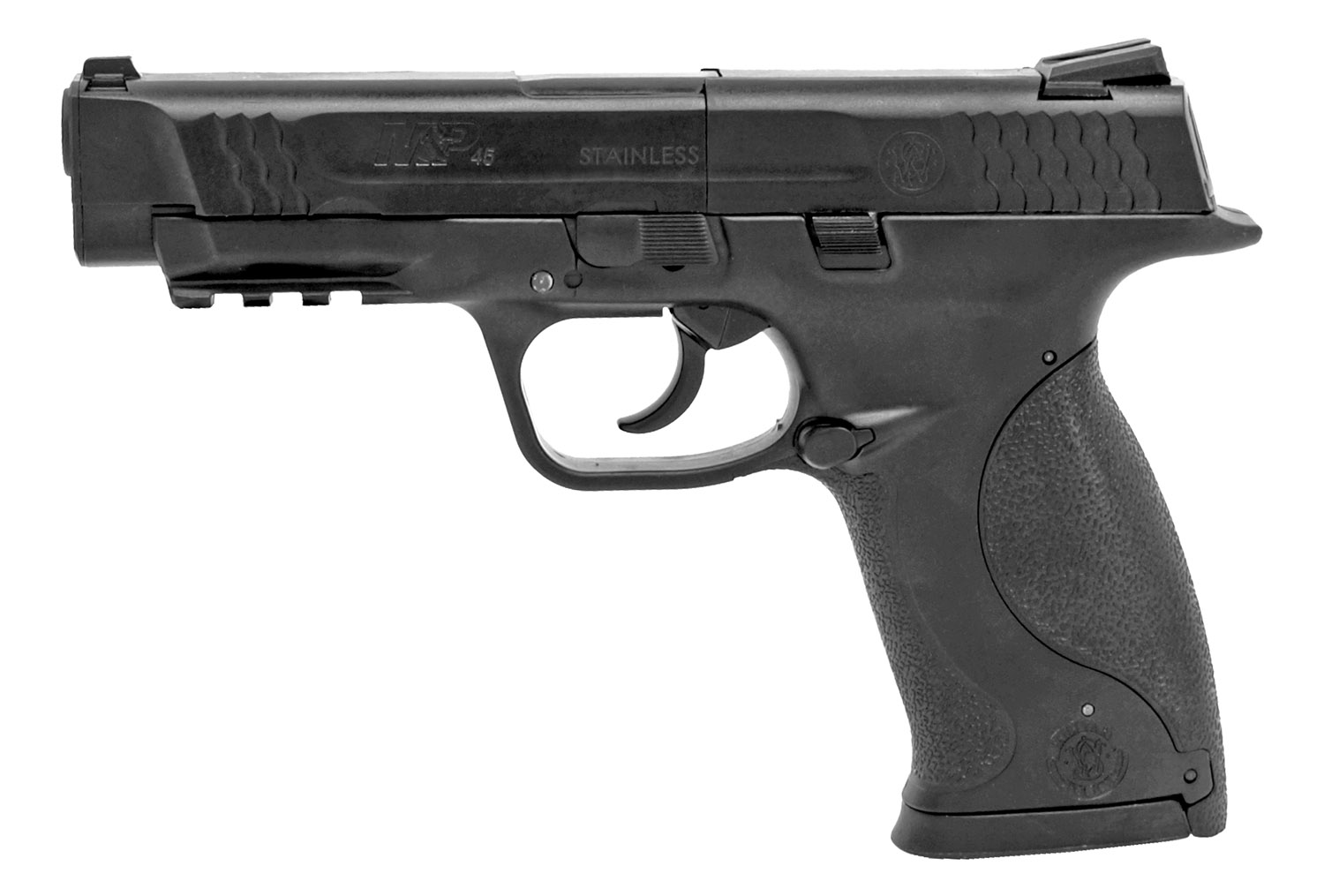 Smith & Wesson M&P45 CO2 BB and Pellet Handgun Kit