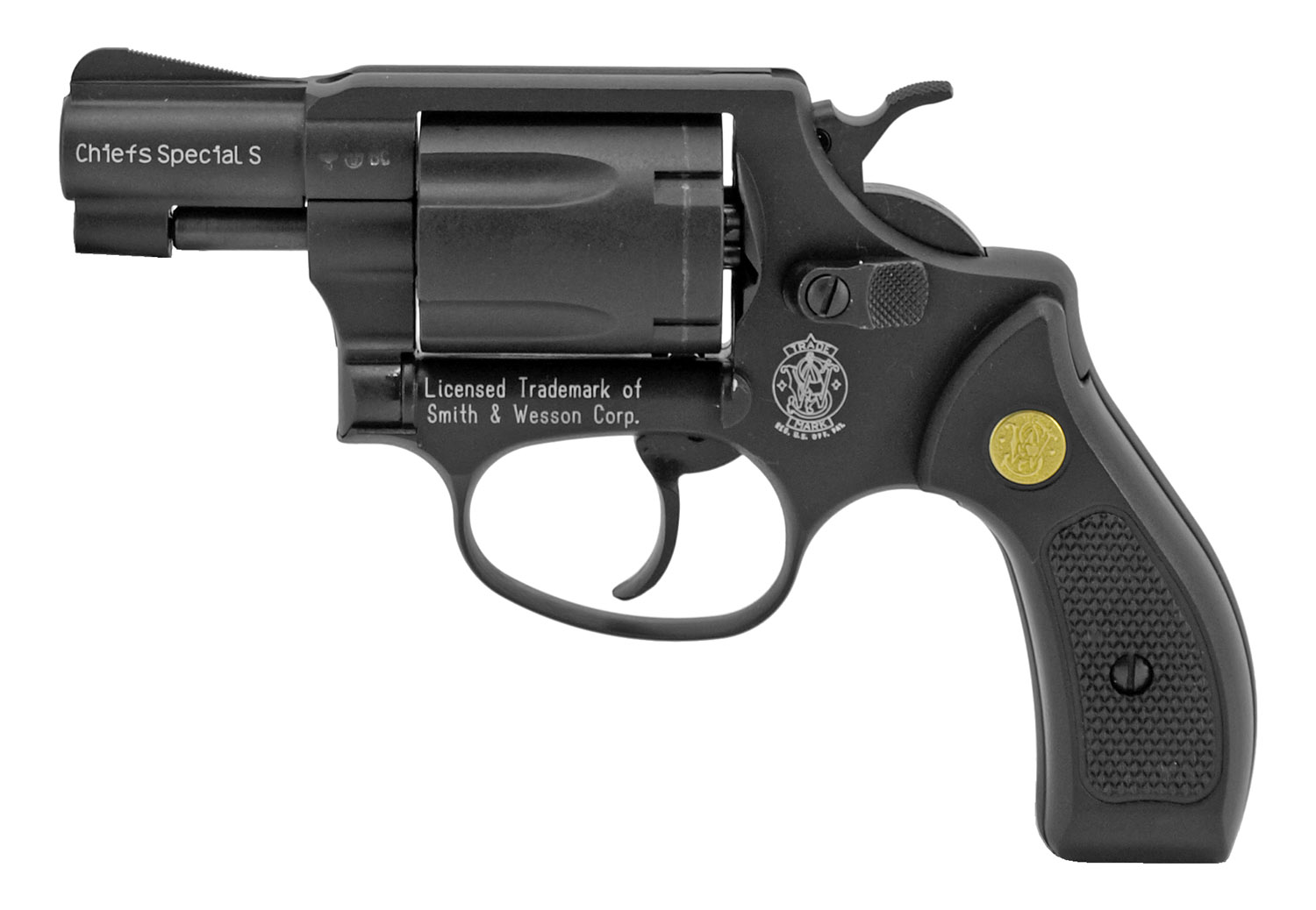 Starter Pistol Smith & Wesson Chiefs Special S Revolver