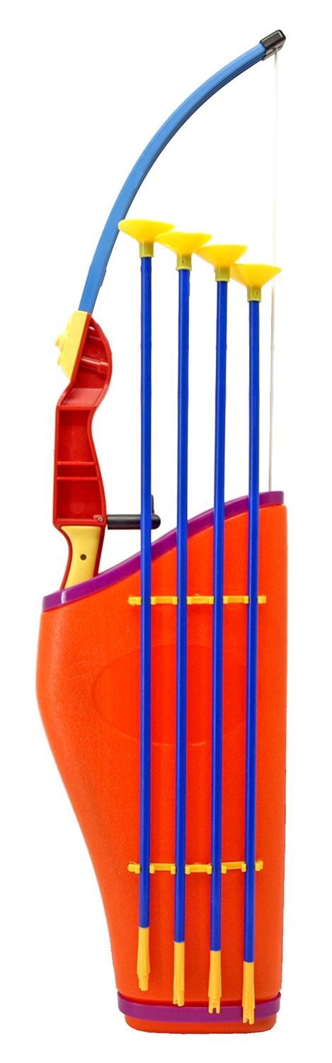 Bolt Jr. Archery Set with Standing Target