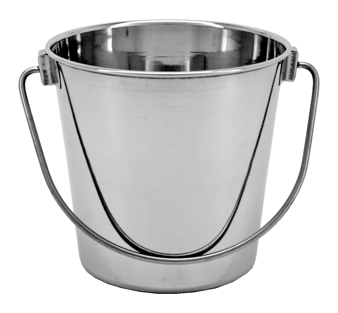 5 Gallon Stainless Steel Bucket Click To Enlarge