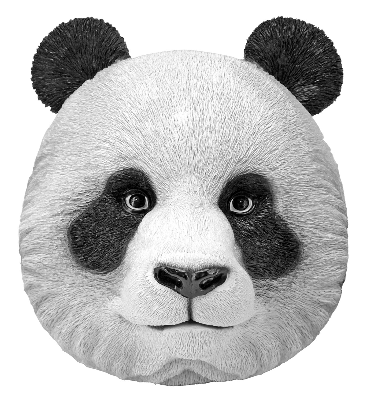 Master Po - Panda Wall Mount