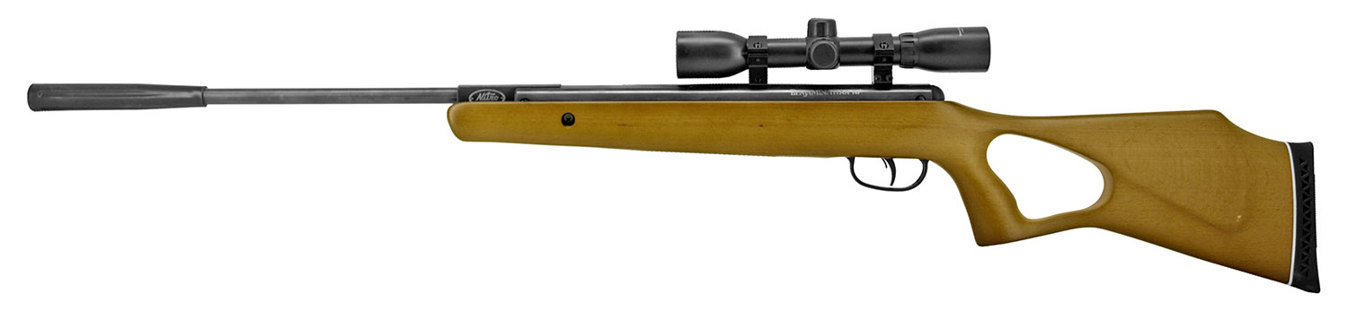 Benjamin Titan Nitro Piston .22 Caliber Air Rifle - Remanufactured