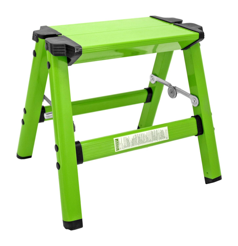 13 in Step Ladder - Green