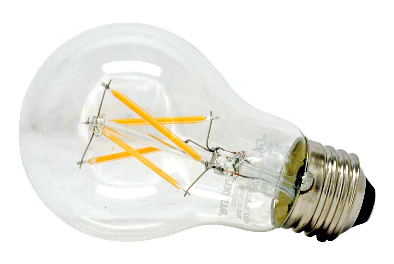 7 Watt A19 LED Light Bulb - 800 Lumens - 2700k