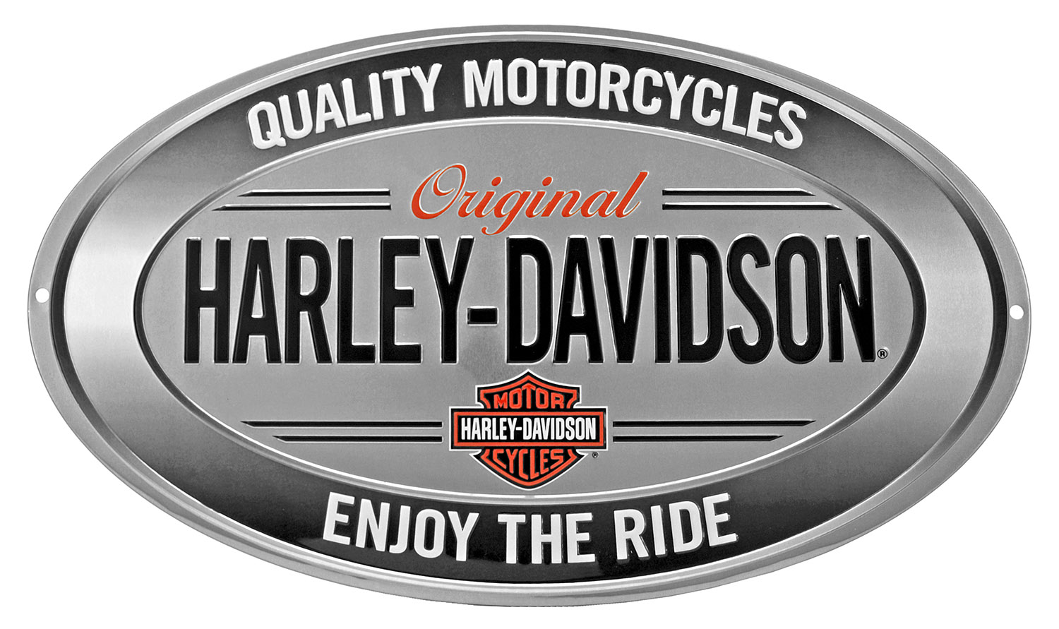 Harley Davidson Enjoy the Ride Tin Sign