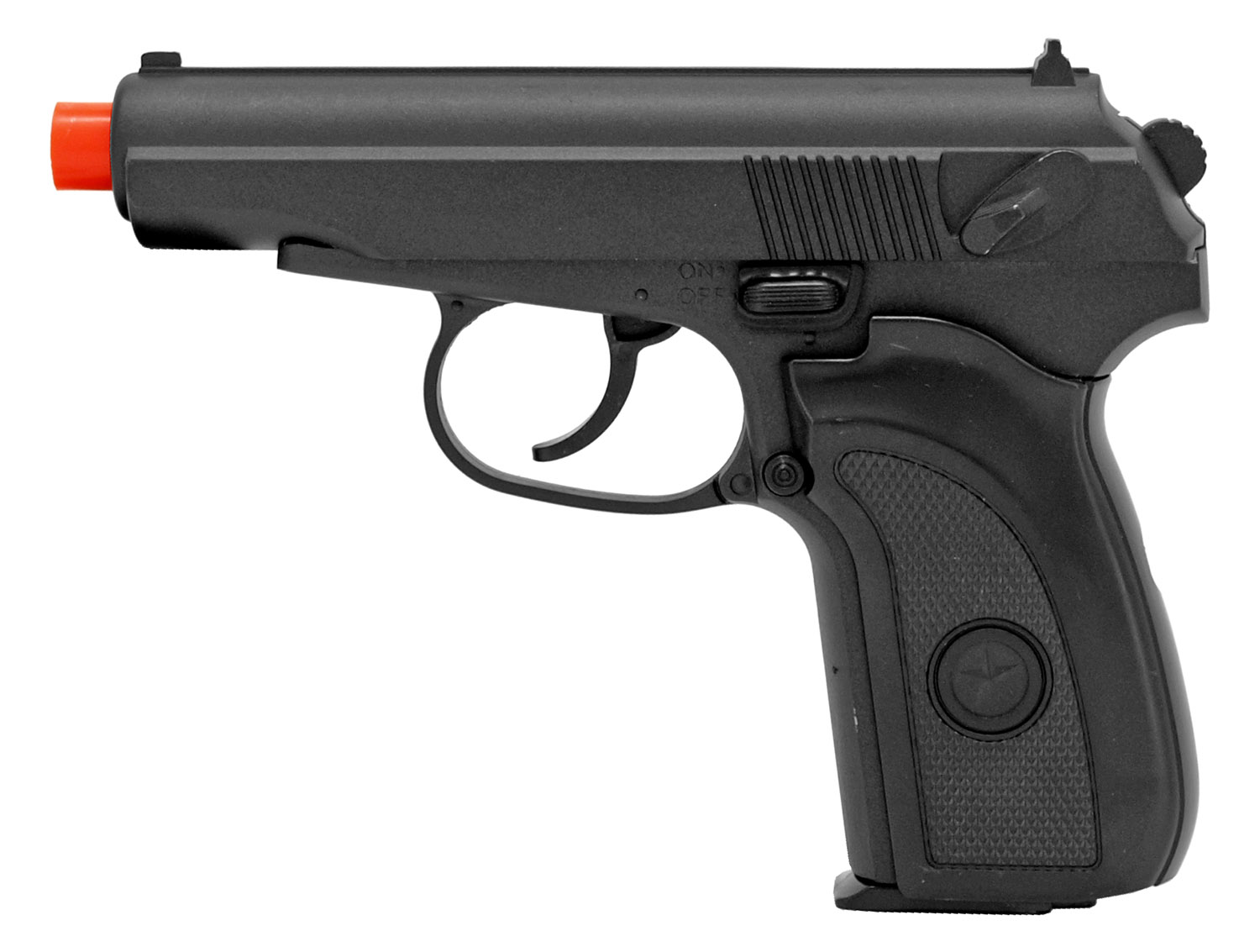 UKArms G29B Spring Powered Metal Airsoft Pistol