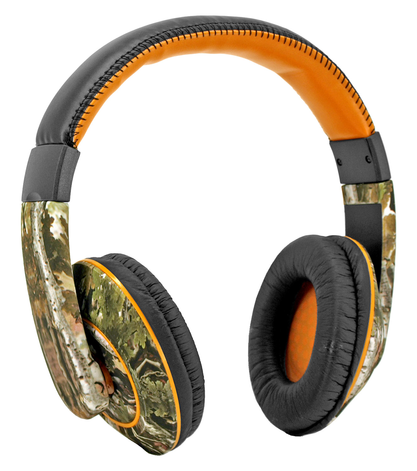 Stealth Pro Noise Cancelling Headphones - Outdoor Camo