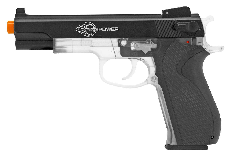 Metal Slide Series Firepower .45 Airsoft Handgun