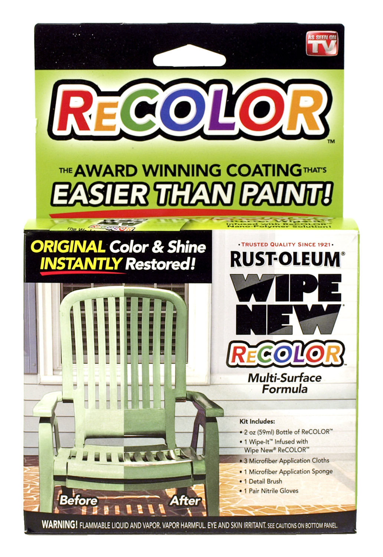 Rust-Oleum ReColor Restoration Formula Kit