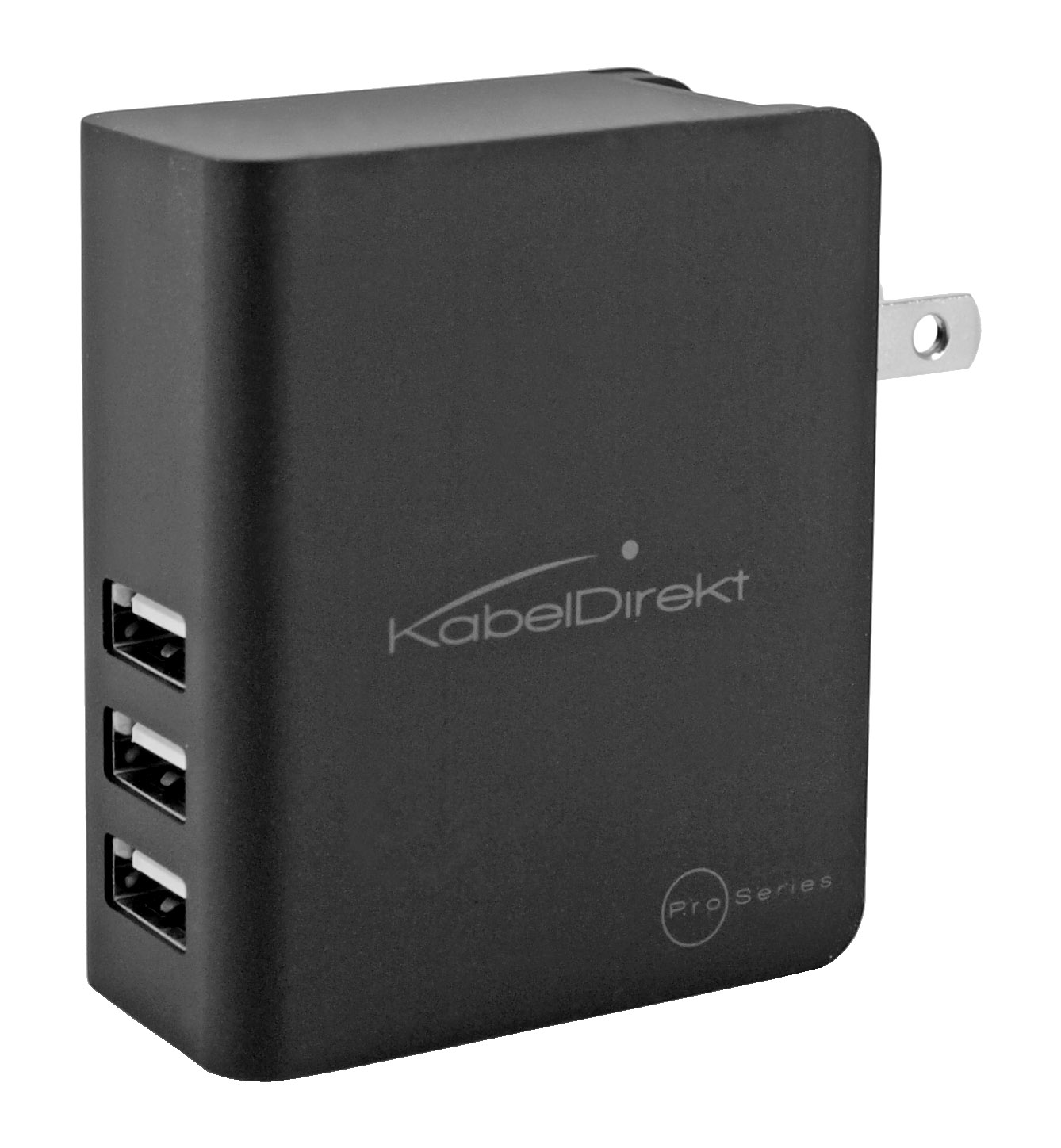 KabelDirekt 3 - USB Port Wall Charger