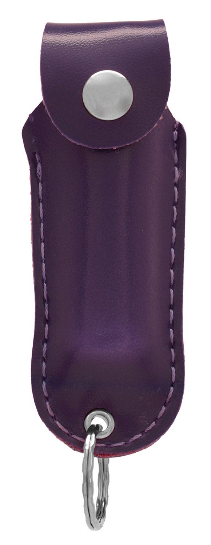 1/2 Ounce Survivor Series Pepper Spray Keychain - Purple