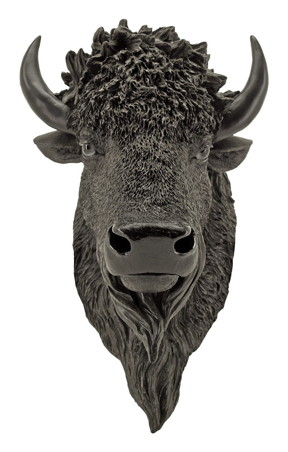 American Bison - Buffalo Wall Mount