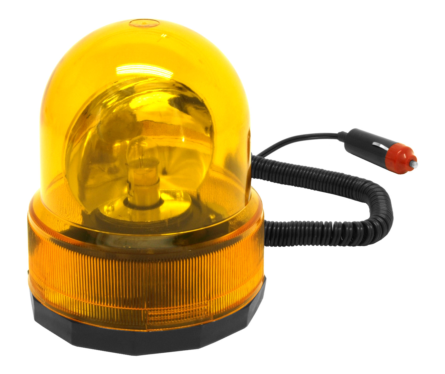 12V Hiltex Revolving Light - Amber