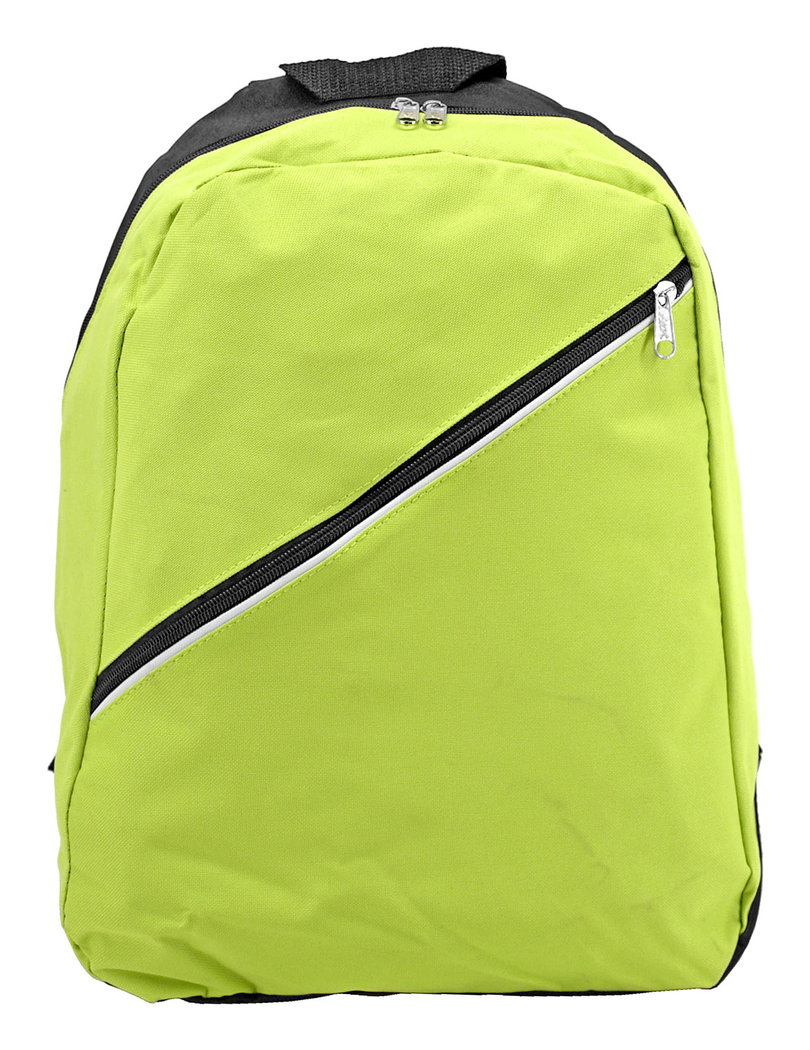Back to School Backpack - Neon Green