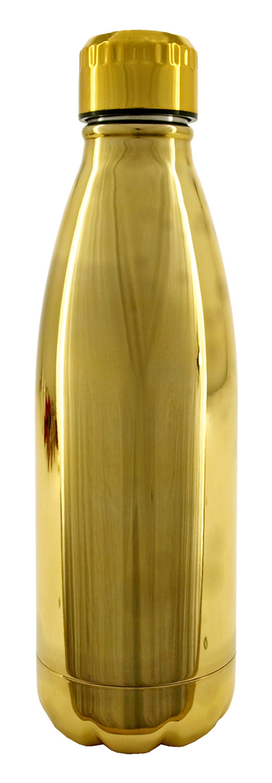 16oz. Aluminum Bottle - Golden