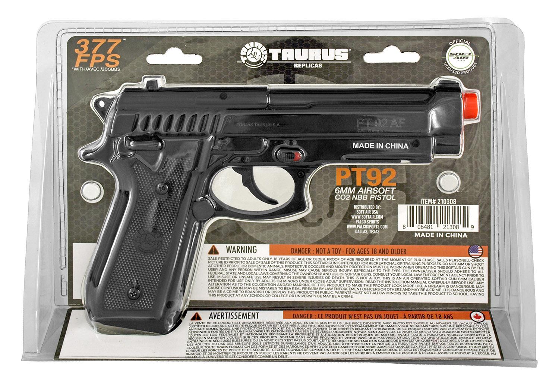 Taurus PT92 CO2 Powered NBB Airsoft Pistol