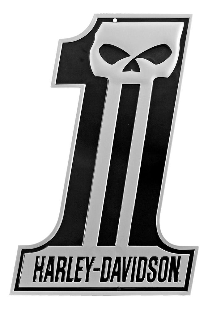 Harley Davidson #1 Tin Sign