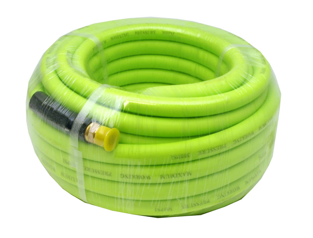 1/2 in x 50' High Pressure PVC Air Hose