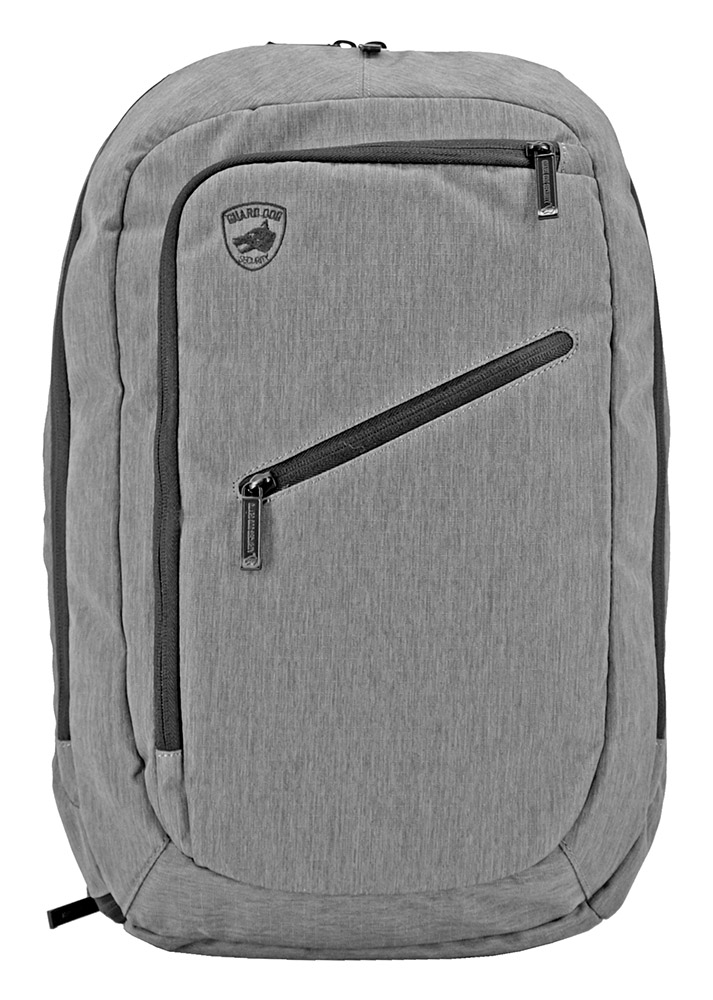 ProShield Smart Bulletproof Backpack - Grey