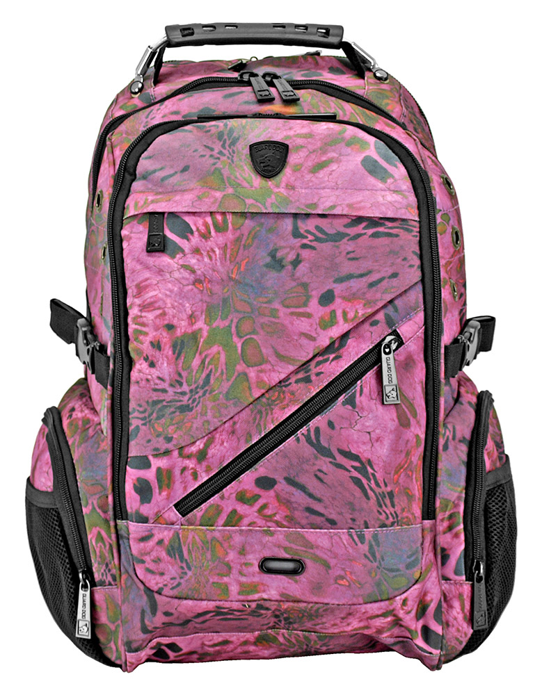ProShield PRYM1 Bulletproof Backpack - Pink Camo
