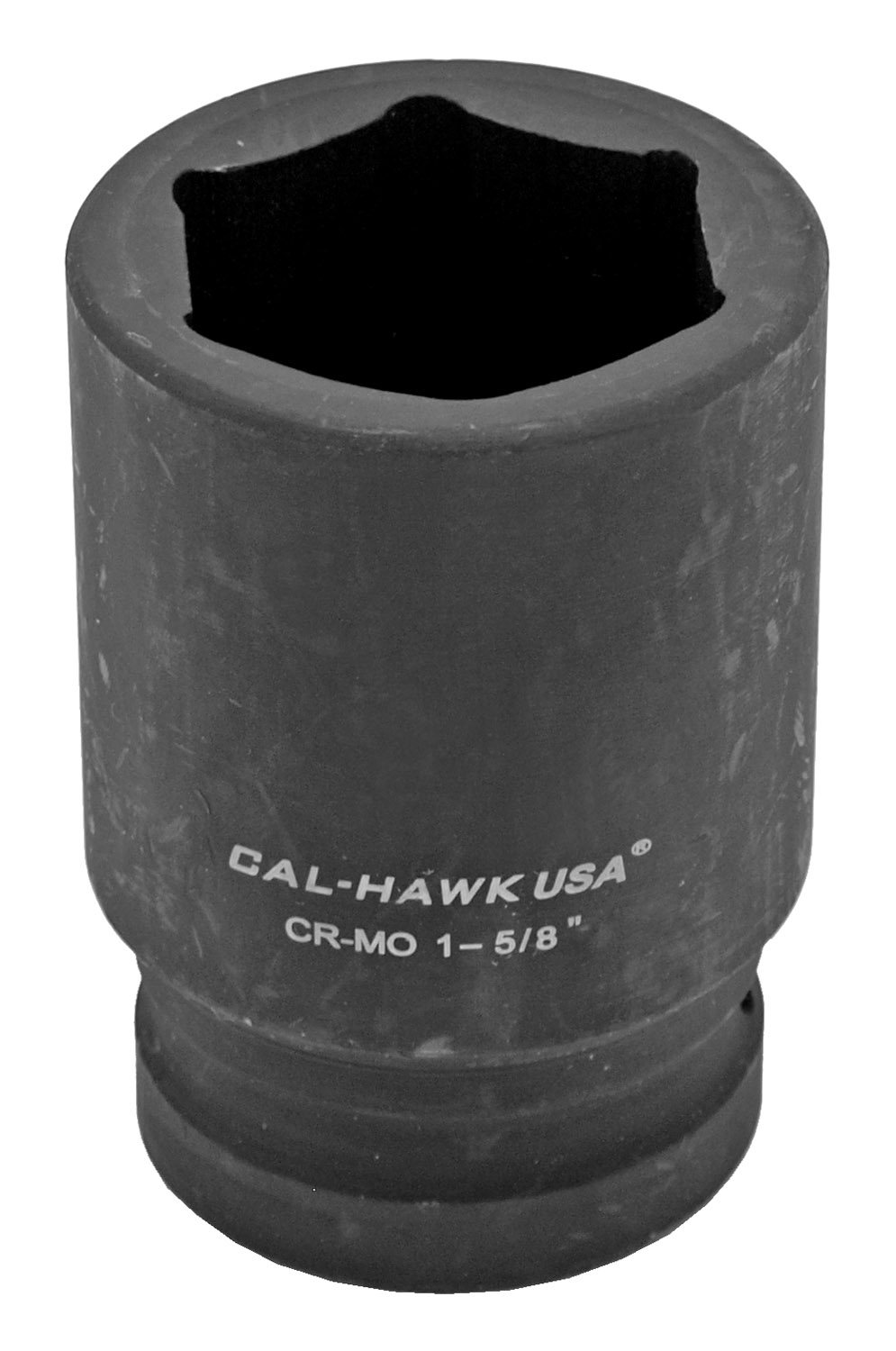 Cal-Hawk 1 in Dr. x 1-5/8 in Deep Impact Socket