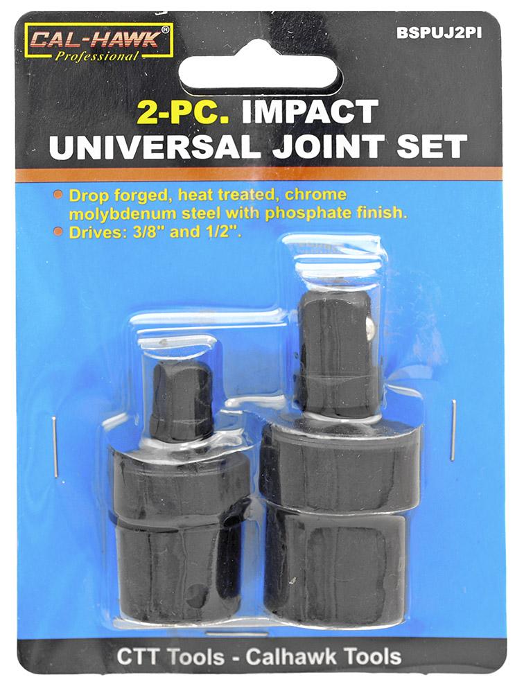 2-pc. Impact Universal Joint Set